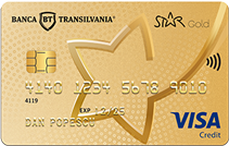 card de cumparaturi STAR Gold