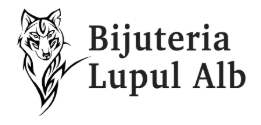 Bijuteria Lupul Alb
